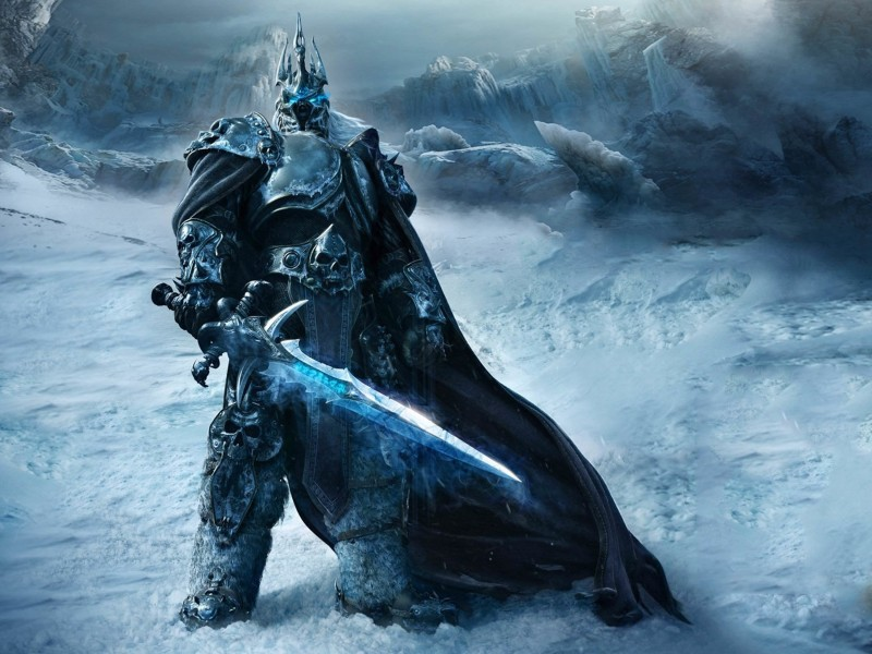World of Warcraft: Wrath of the Lich King Wallpaper for Desktop 800x600