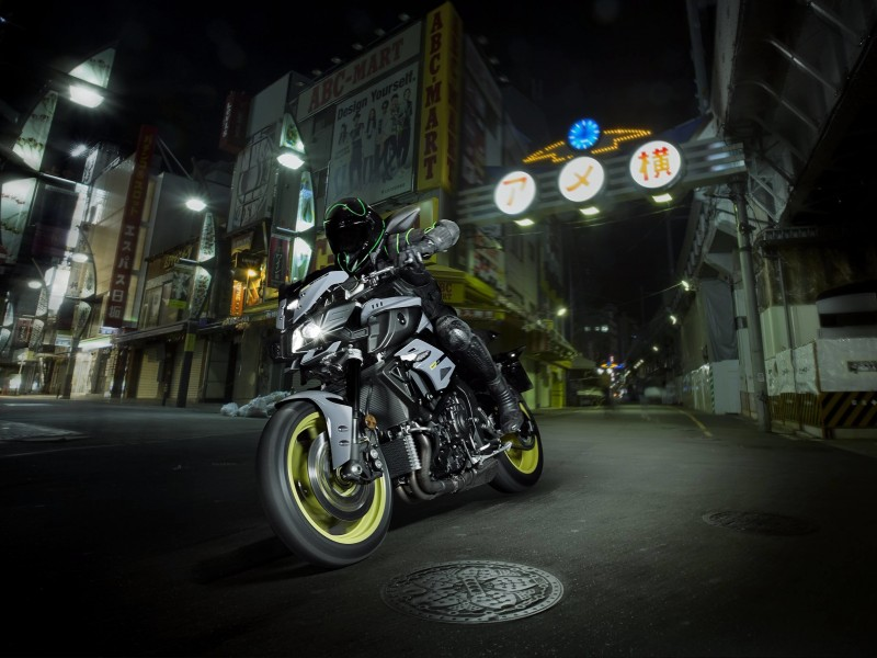 Yamaha MT-10 Superbike Wallpaper for Desktop 800x600