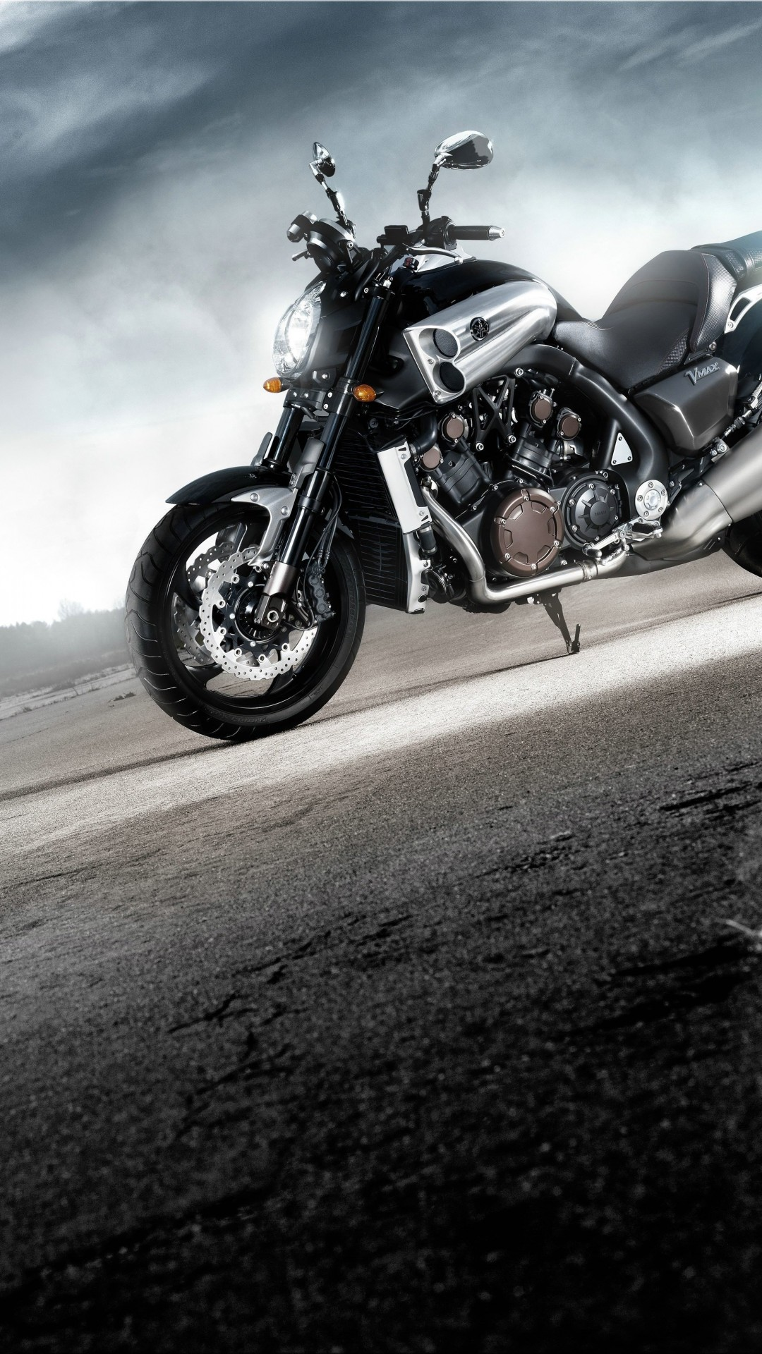 Yamaha VMax Wallpaper for HTC One