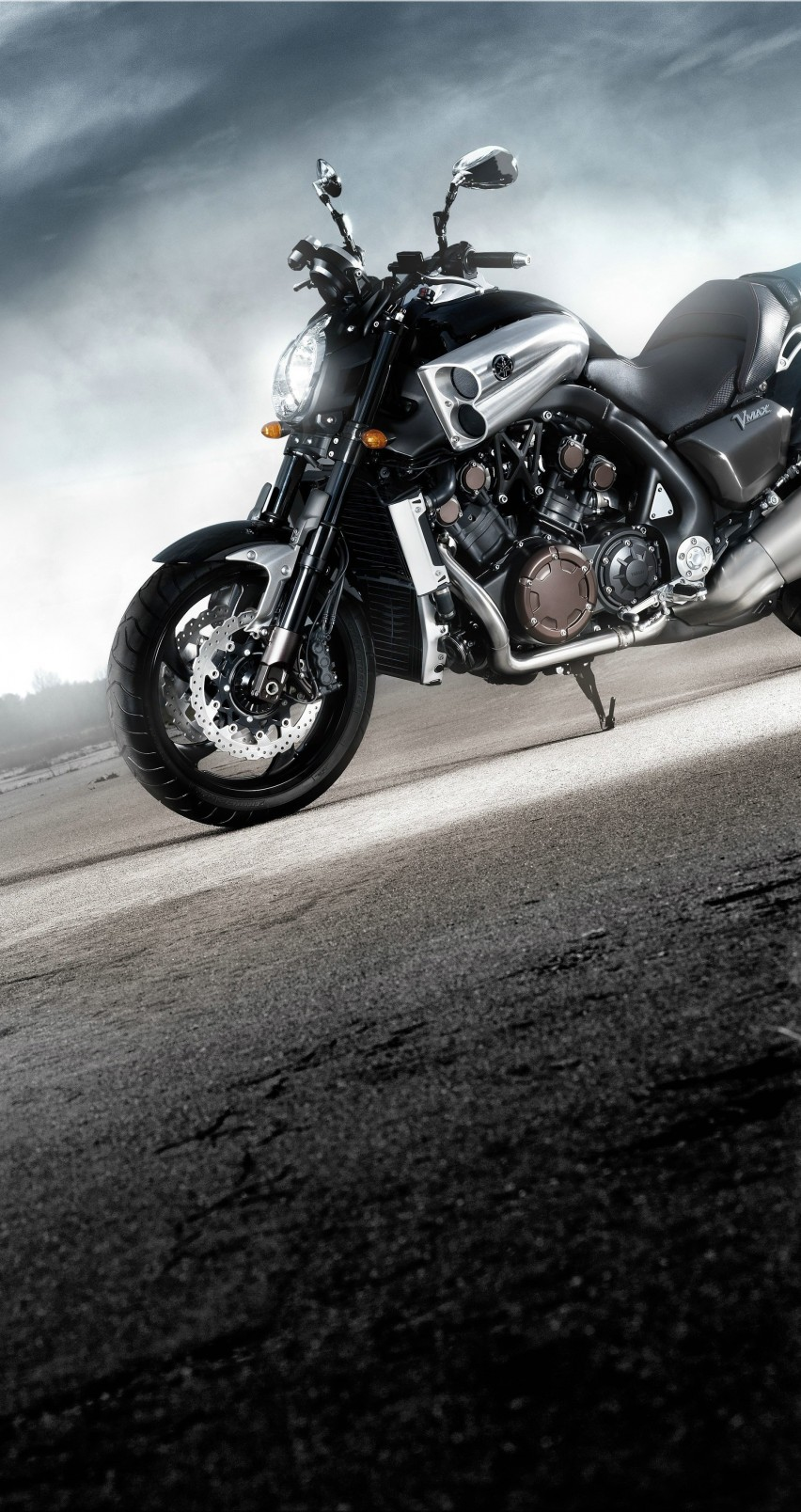 Yamaha VMax Wallpaper for Apple iPhone 6 / 6s