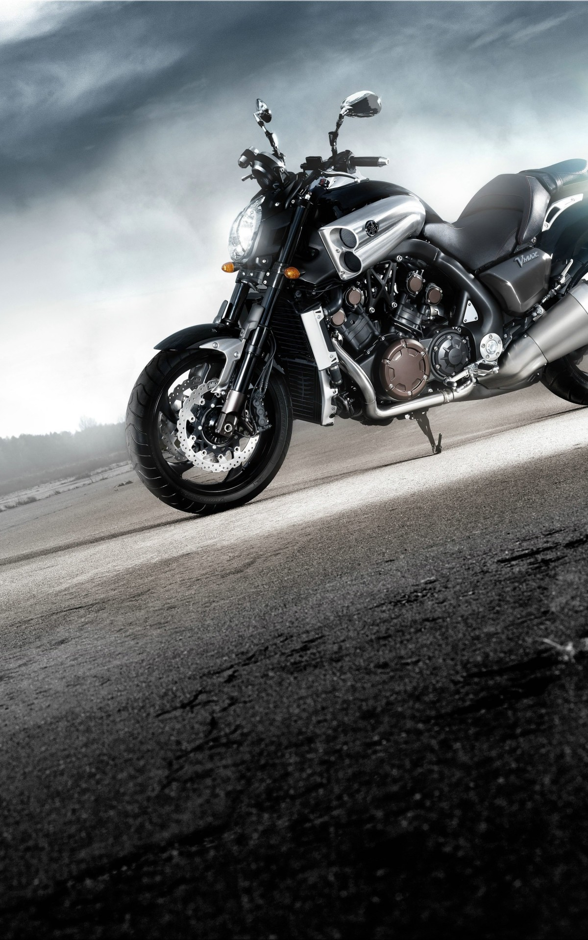 Yamaha VMax Wallpaper for Amazon Kindle Fire HDX
