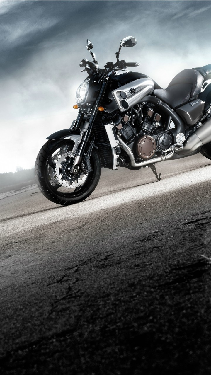 Yamaha VMax Wallpaper for Lenovo A6000