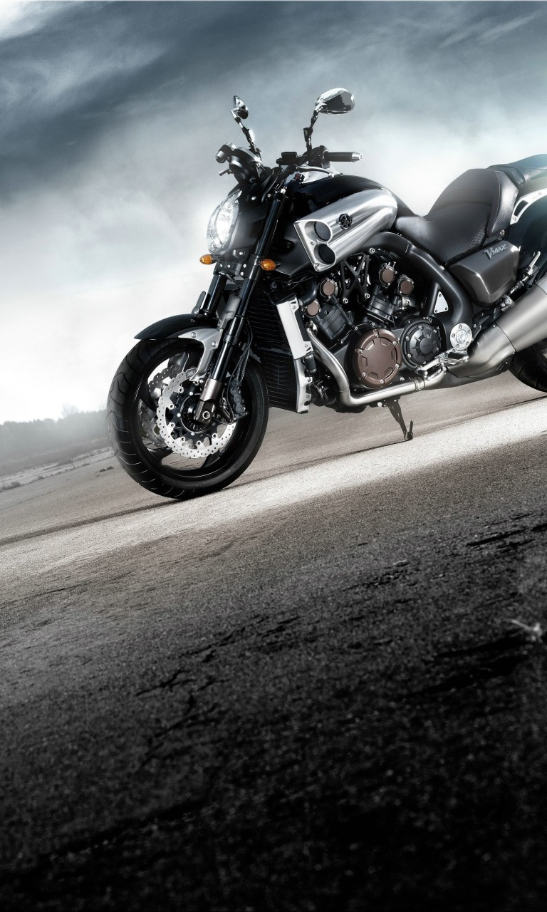 Yamaha VMax Wallpaper for Google Nexus 4