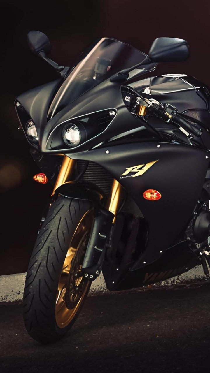 Yamaha YZF-R1 Wallpaper for HTC One mini
