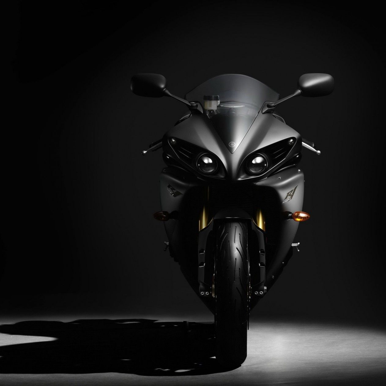 Yamaha Yzf R1 Wallpaper for Apple iPad mini