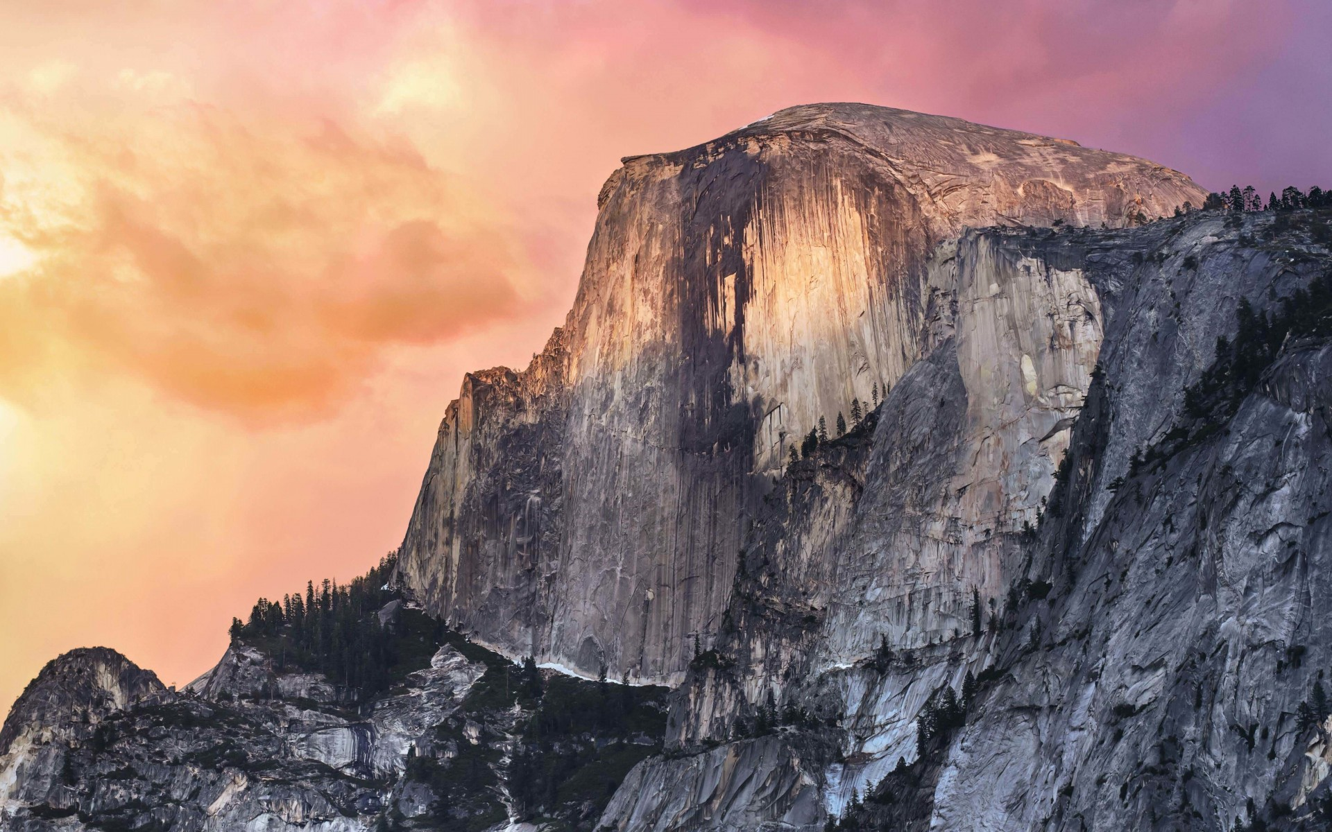 Yosemite Wallpaper for Desktop 1920x1200