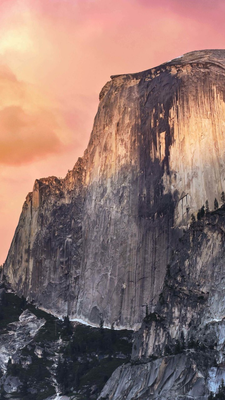 Yosemite Wallpaper for HTC One X