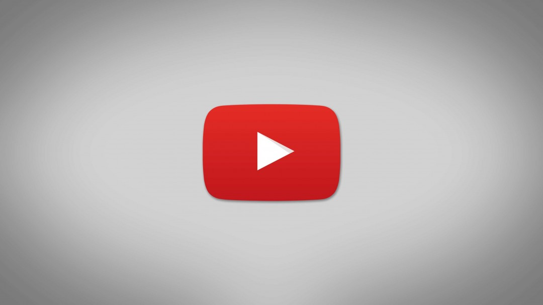 YouTube Logo Wallpaper for Social Media Google Plus Cover