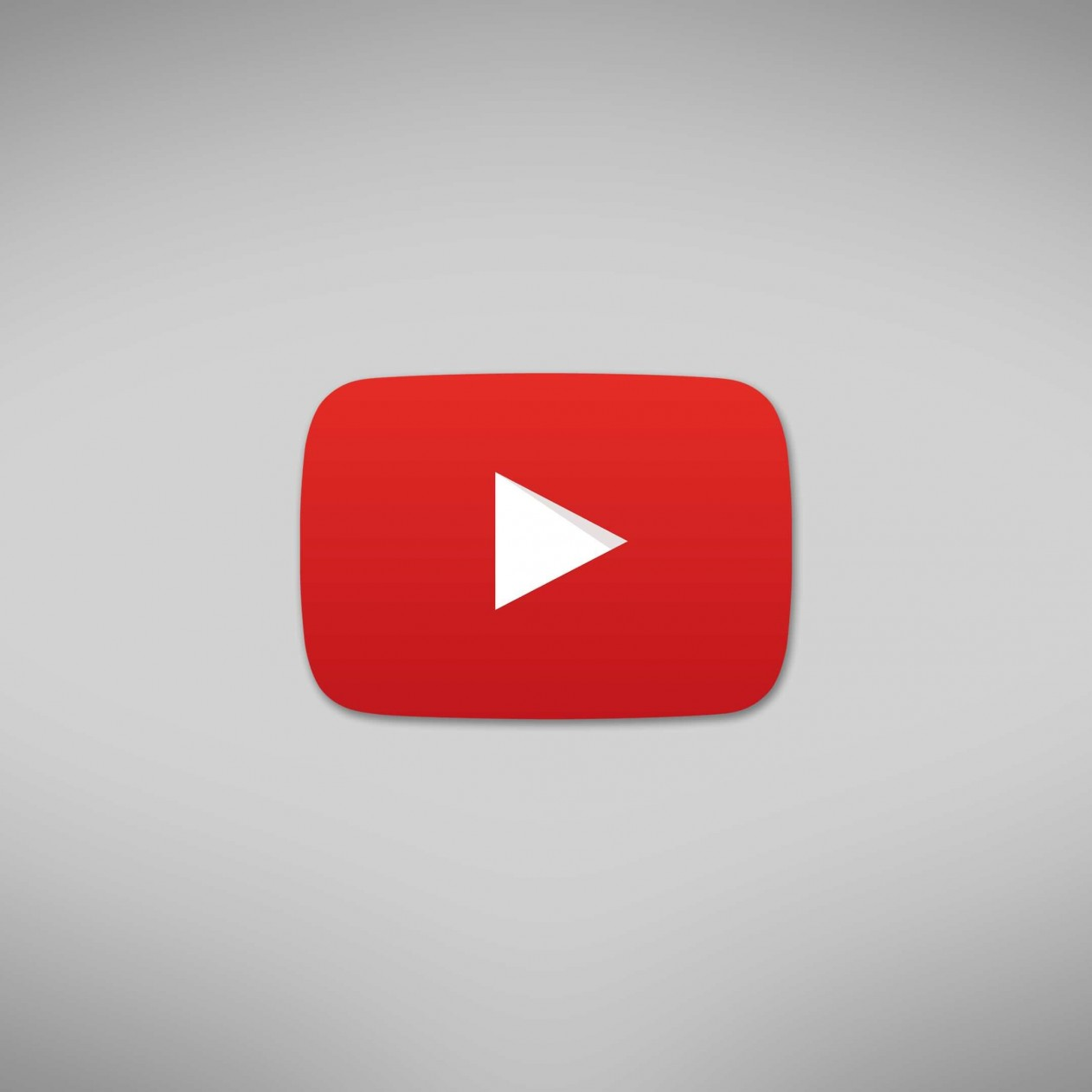 YouTube Logo Wallpaper for Apple iPad mini