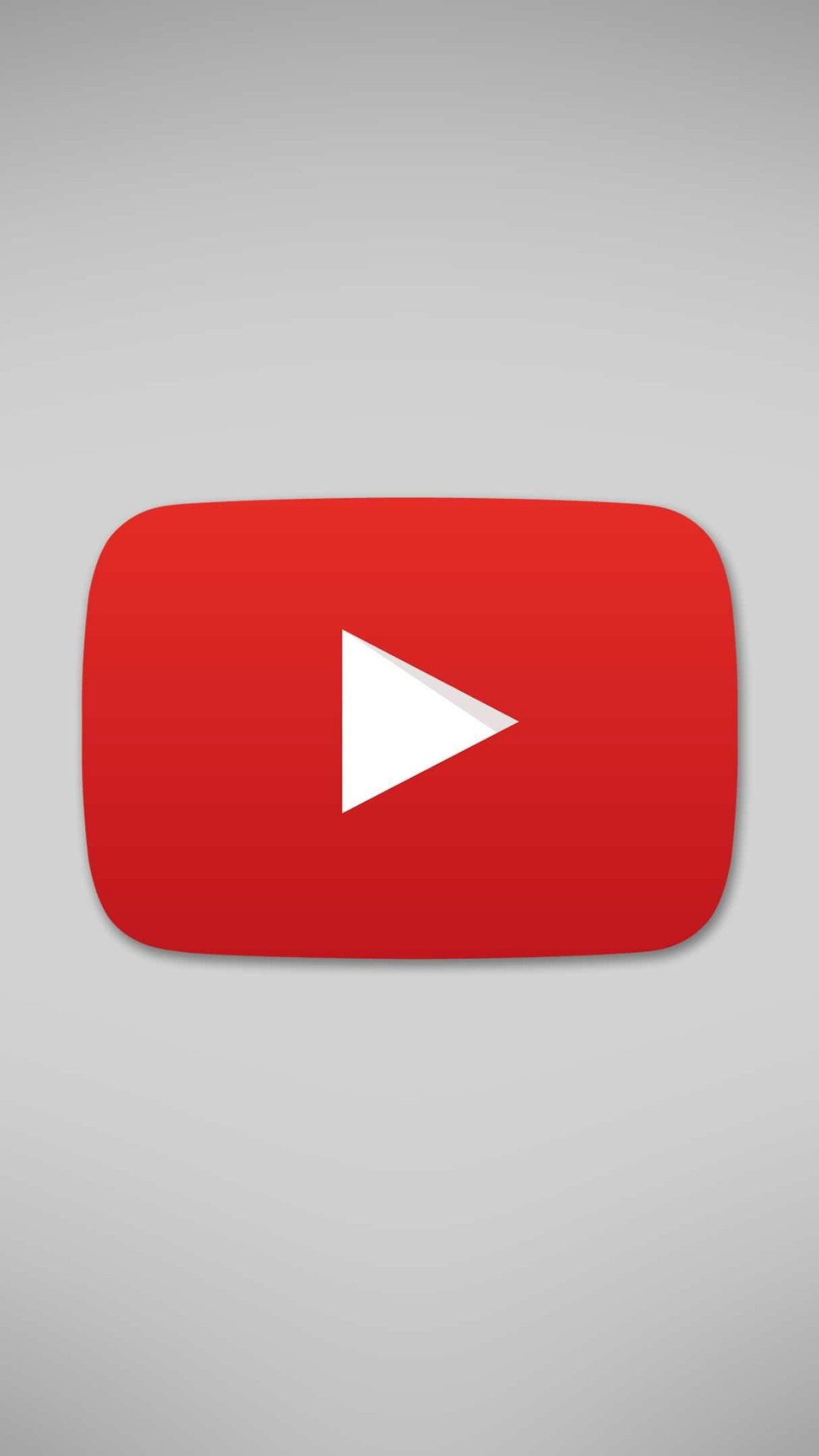 YouTube Logo Wallpaper for SONY Xperia Z3